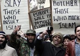 Islam-protest
