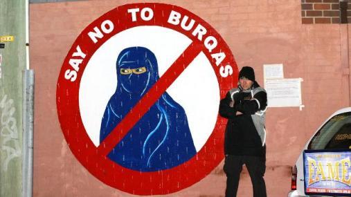 Burqa-australie