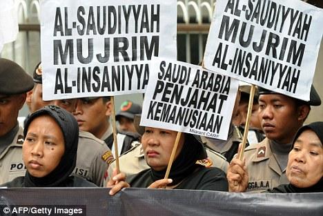 Jakarta-protest