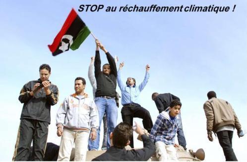 Libye-climat