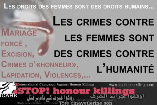 Crimes dhonneur