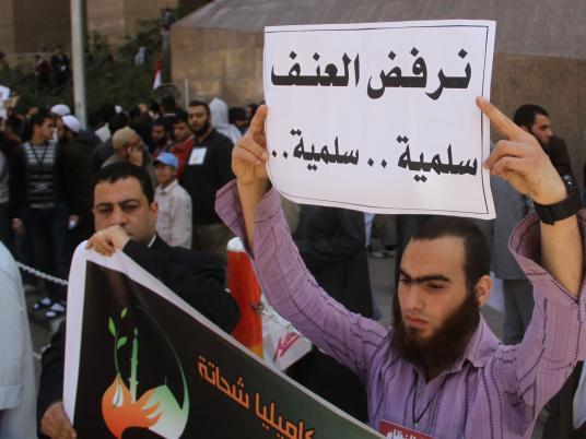 Egypt-salafis