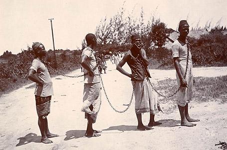 Esclaves-afrique