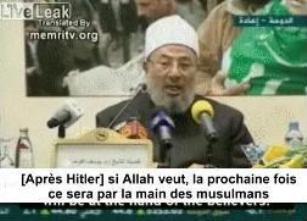 Qaradawi-hitler-fr