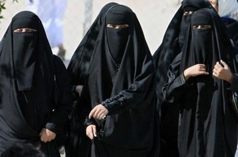 Burqa-leicester