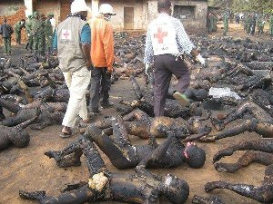 Nigeria mayhem