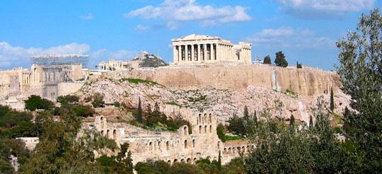 Grece-athenes