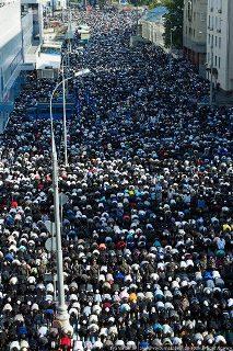 Moscou-musulmans