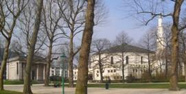 Belgique-Mosquée