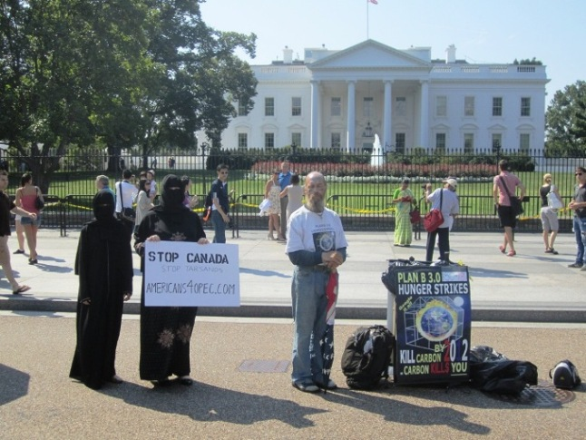 Ethicaloil-protest