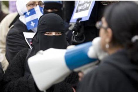 Quebec-niqab