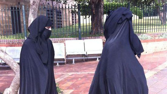 Australie-burqa