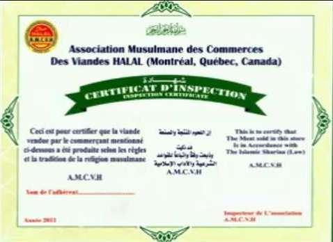 Halal-Quebec-certificat