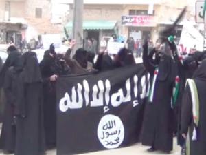 Syrie-Al-Qaeda-Ladies