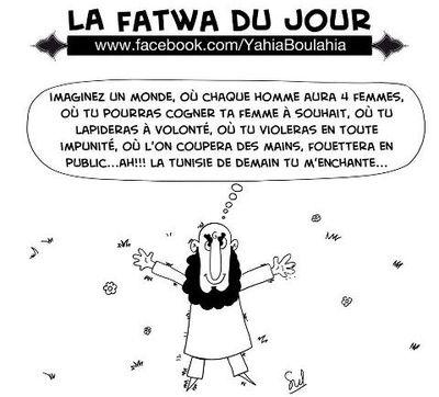 Tunisie-charia