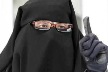 Burqa-chinoise