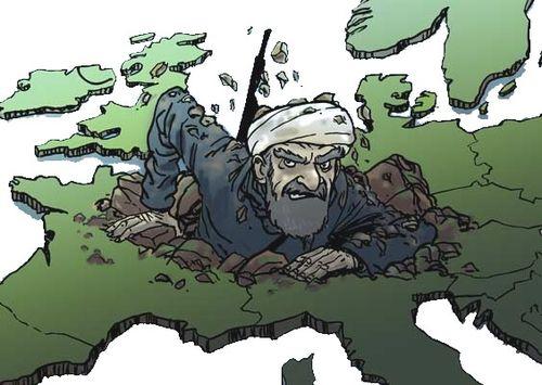 Islamisation-europ