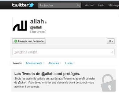 Twitter-allah