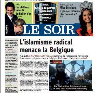 Belgique-islamisme