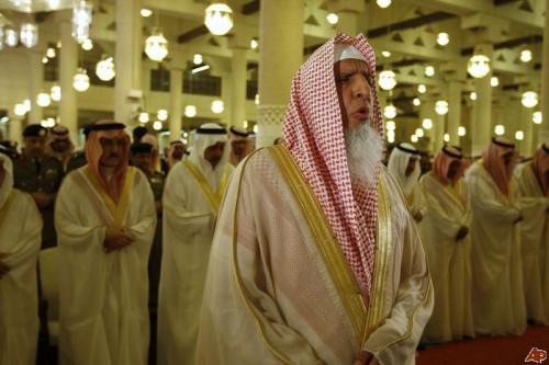Arabie-mufti-abdul-aziz-al-sheikh