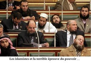 Islamistes et pouvoir
