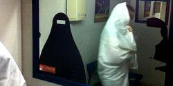 Cauchemar-niqab