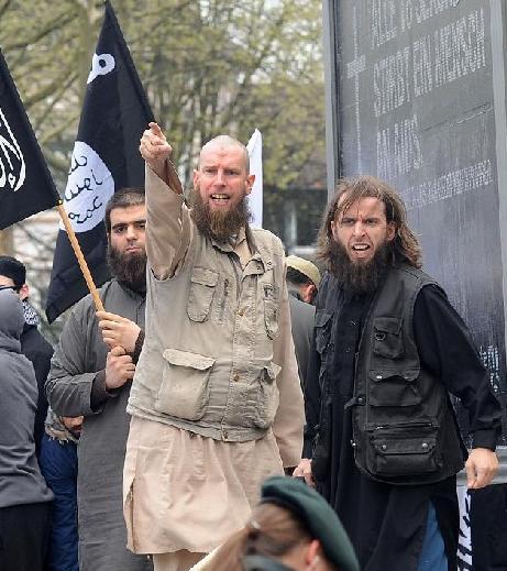 Allemagne-salafistes