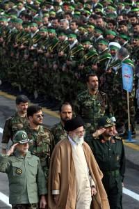 Iran-gardes