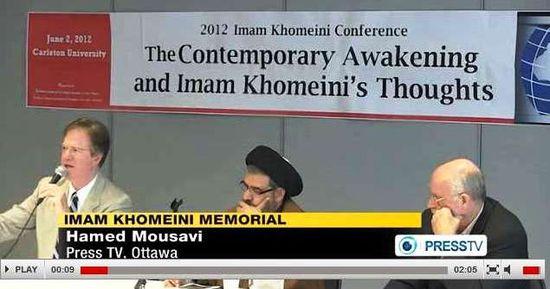 Canada-khomeiny