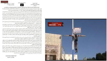 Yemen-crucifixion