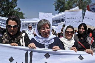 Afghanistan-manif