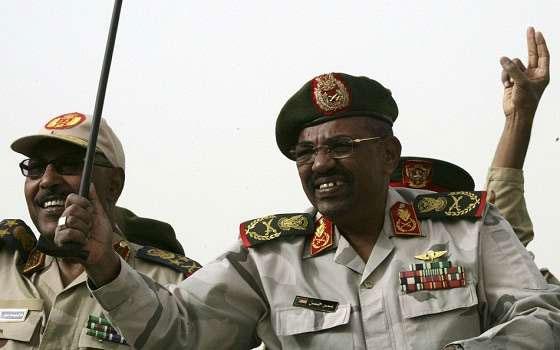Soudan-Bashir military