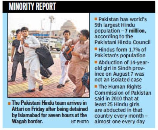 Pakistan-hindous