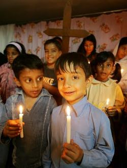 Pakistan-christian-children