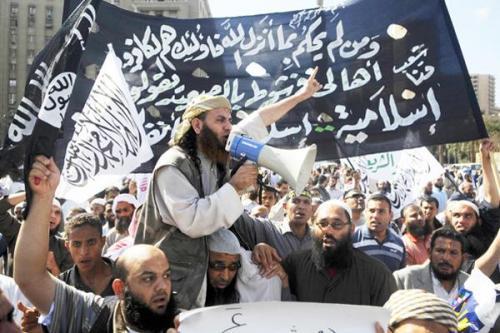 Egypte-Salafiste
