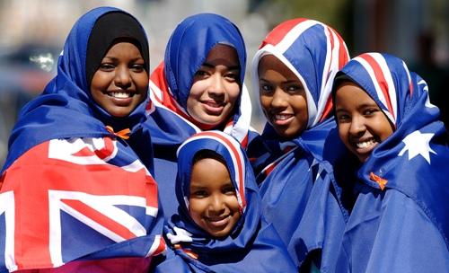 Australia-hijab