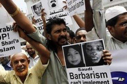 Saudi-barbarism