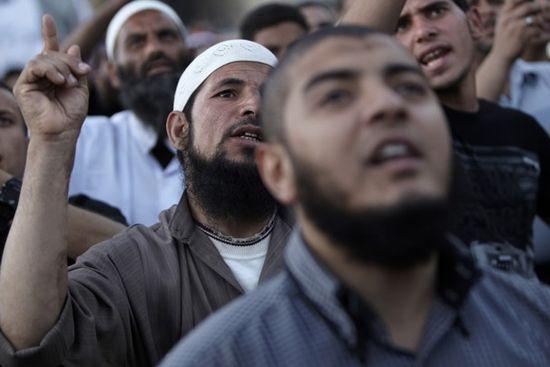 Egypte-islamistes