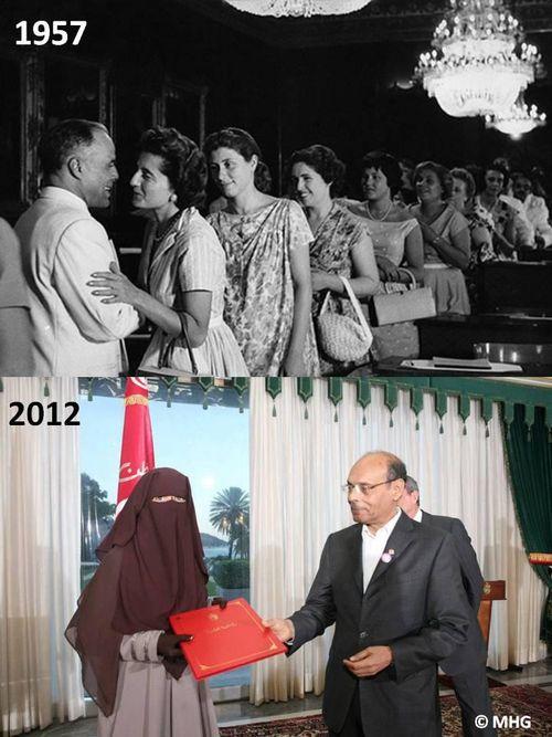 Tunisie-1957-2012