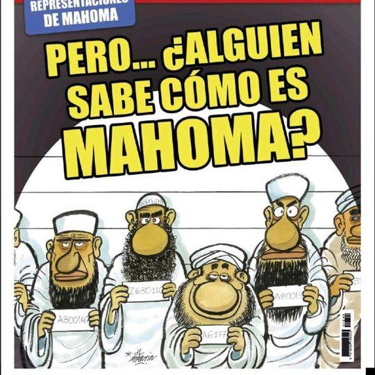 Espagne-caricature