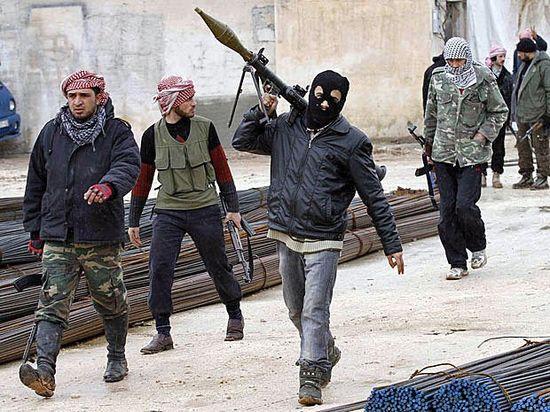 Syria-djihad