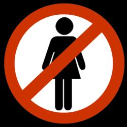Women-banned