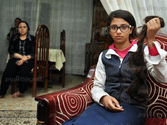 Egypte-cheveux
