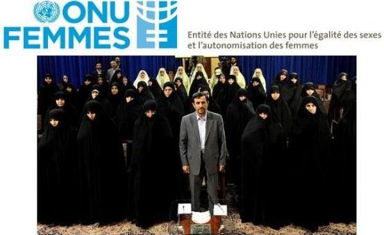 Iran-onu-femmes