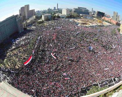Egypte-tahrir