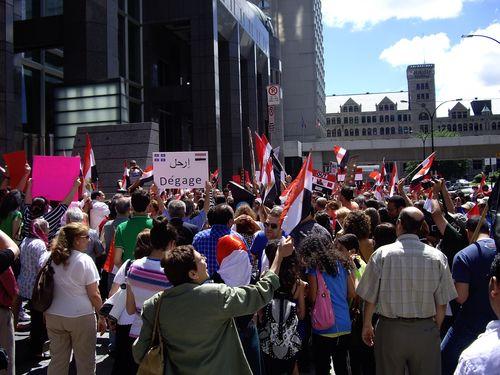 Montreal-Morsi_dégage