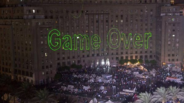 Egypte-game-over-tahrir