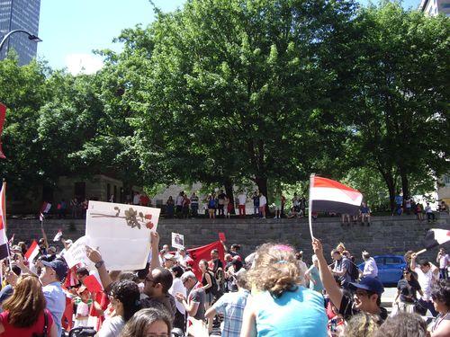 Montreal-manif anti FM