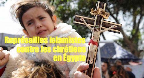 Egypte-represailles