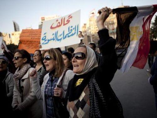 Egypte-femmes